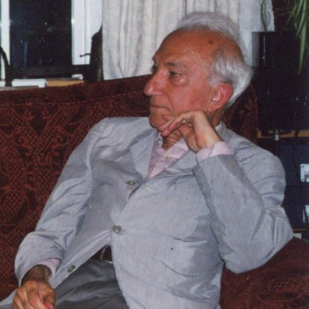 Alberto de Lacerda, London, 2001