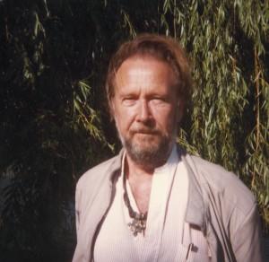Christopher Middleton, Battersea Park, 1985