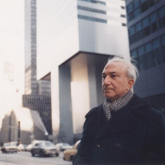 Alberto de Lacerda in New York, 1994