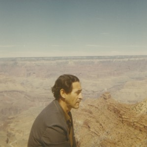 Michael Hamburger, Grand Canyon, c. 1975
