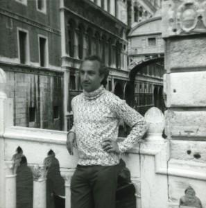 Alberto de Lacerda, Venice, 1972