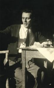 Mário Cesariny, Lisbon, c. 1950