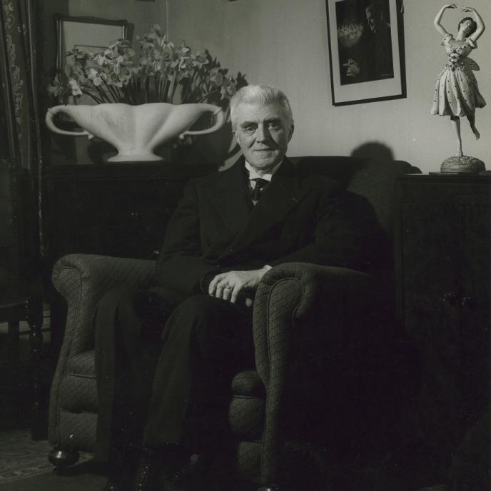 Cyril Beaumont, London