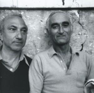 With Cruzeiro Seixas, Portugal, 1974