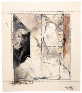 Manuel Baptista (Portugal, 1936) Untitled, 1983