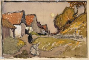 Harry van de Weyden (Holland, 1868-1915)