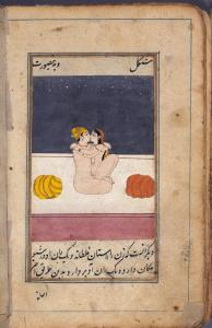 Lizza al-Nisa (The Pleasure of Women), Moghul period